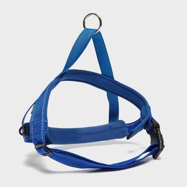 blue Ezy-Dog Quick Fit Harness (Large)