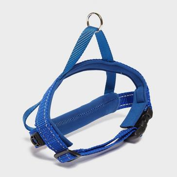 Blue Ezy-Dog Quick Fit Harness Small