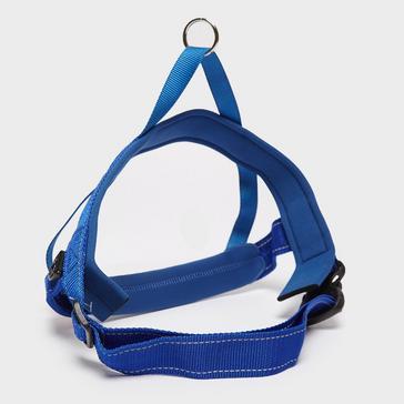 Blue Ezy-Dog Quick Fit Harness XL