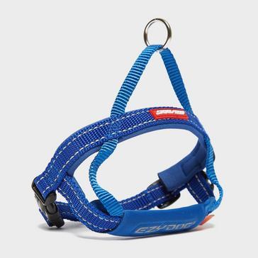 Blue Ezy-Dog Quick Fit Harness (XS)