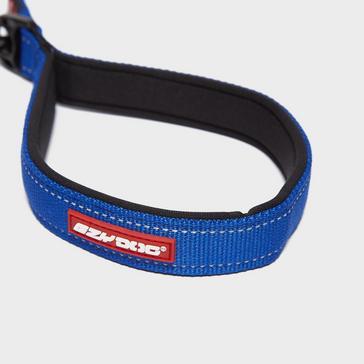 Blue Ezy-Dog Zero Shock Lead 48'' (120cm)