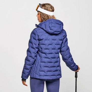 Navy Ellesse Women's Yarnold Ski Jacket