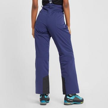 Purple Ellesse Women's Altweggs Ski Pants