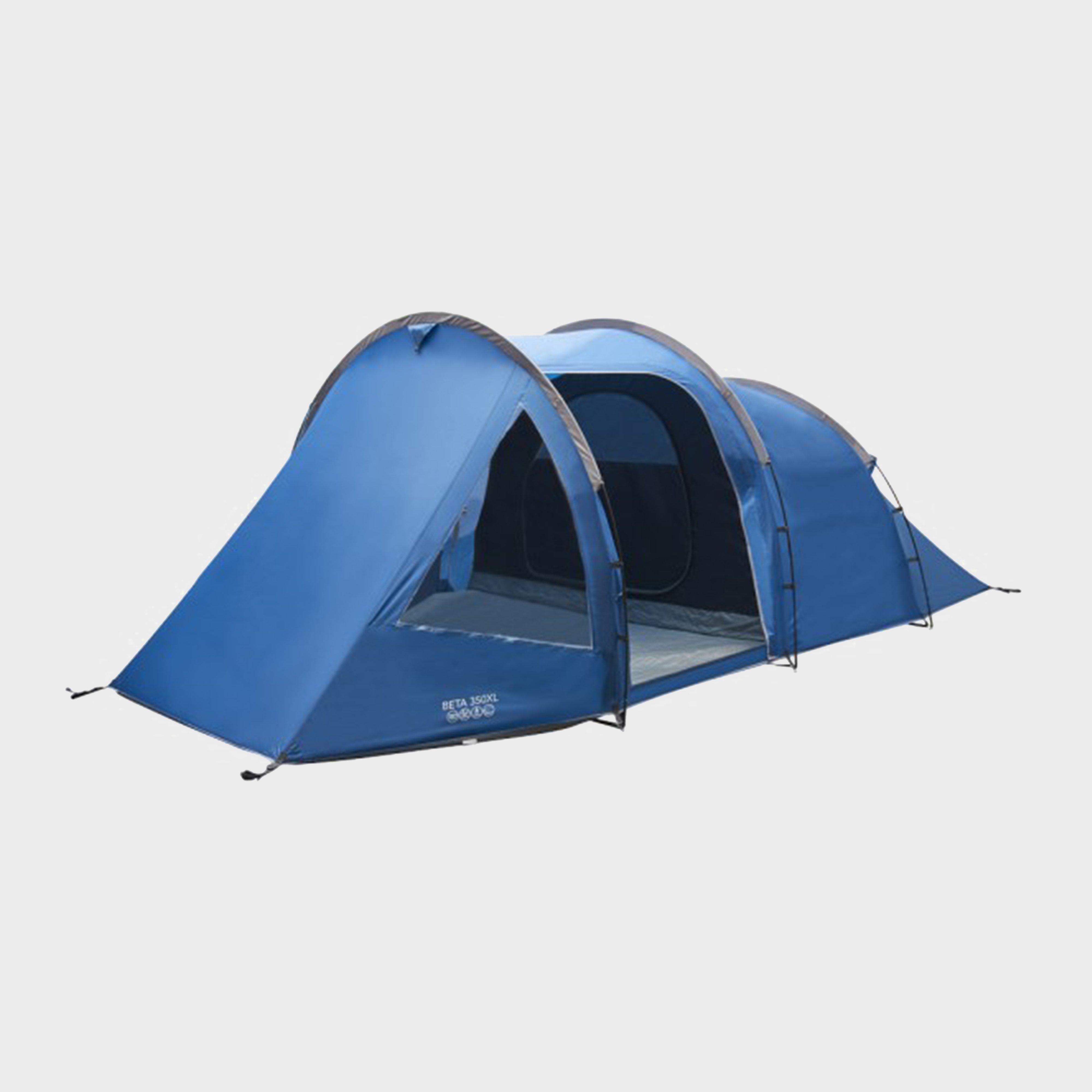Vango Beta 350Xl Three Person Tent - Blue/Blu, Blue