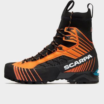 Orange Scarpa Men's Ribelle Tech 2 Mountain Boots