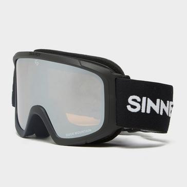 Black Sinner Duck Mountain Kids' Goggles