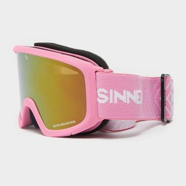 Pink Sinner Duck Mountain Kids' Goggles