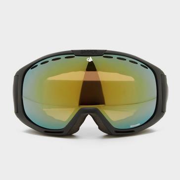Black Sinner Mohawk Ski Goggles