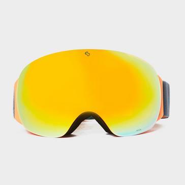 Orange Sinner Unisex Avon Matte Goggles