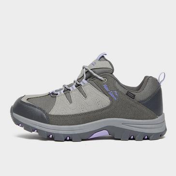 Grey Peter Storm Women's Howden Walking Shoe