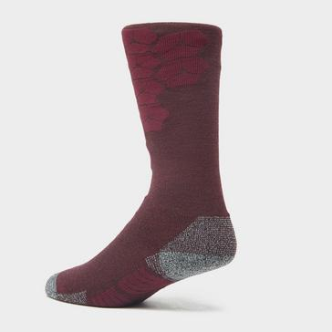 Purple SALOMON SOCKS Women's Access Ski Socks