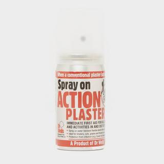 Spray On Action Plaster
