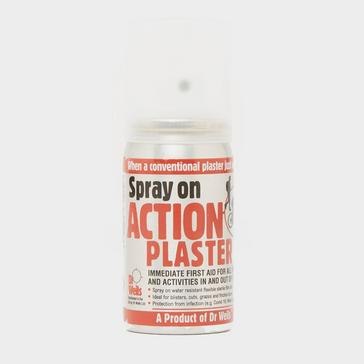 Multi DR WELLS-ACTION Spray On Action Plaster