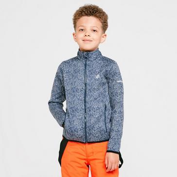 Blue Dare 2B Kids' Inexor Full Zip Fleece