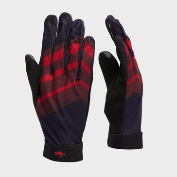 Black Sealskinz Solo Super Thin MTB Glove