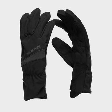 Black Sealskinz All Weather Cycle Gloves
