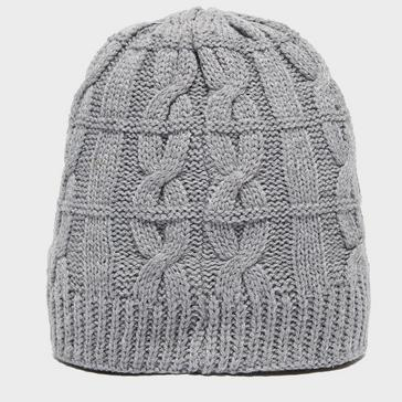 Grey Sealskinz Waterproof Knitted Beanie