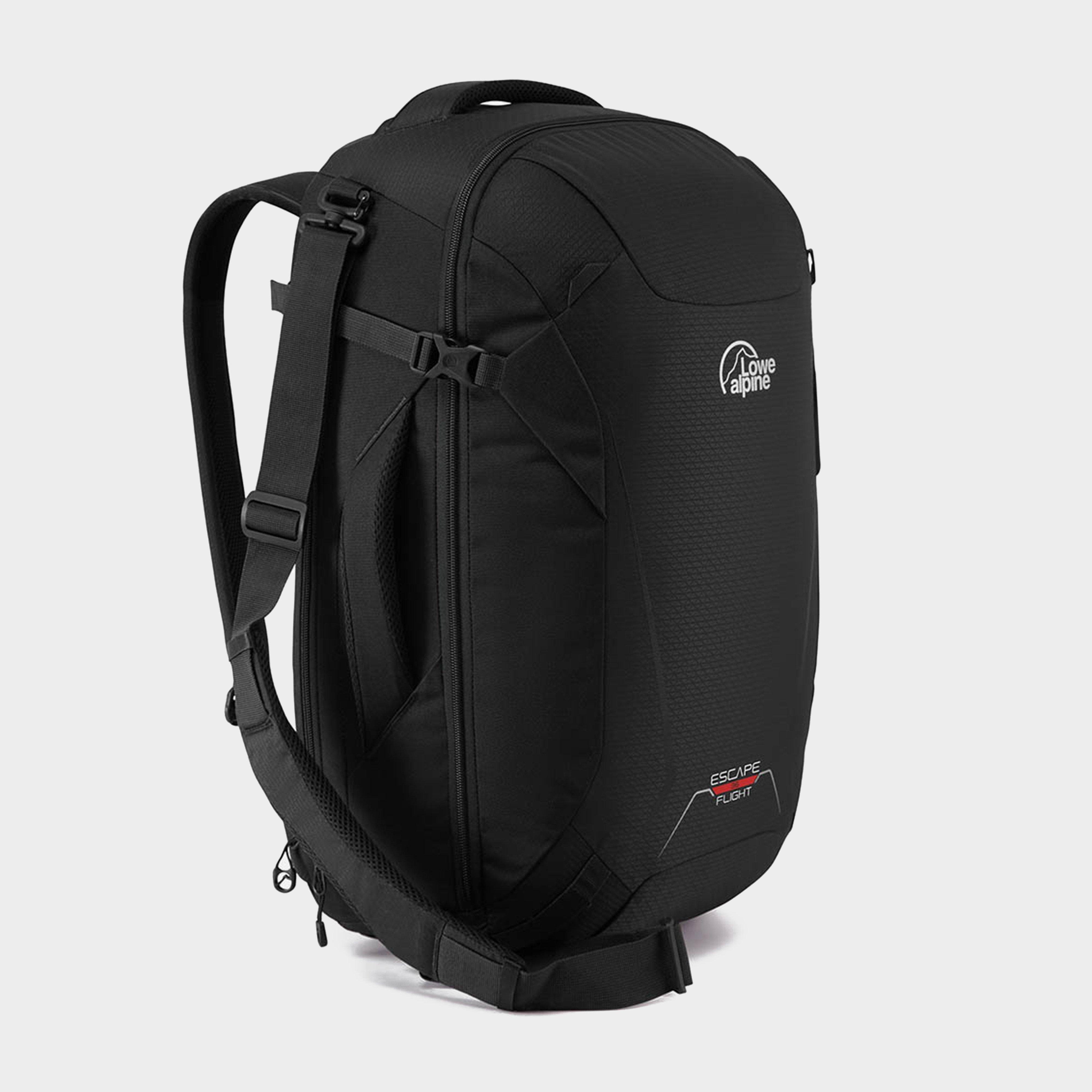 Lowe Alpine Escape Flight 36L Backpack - Black, Black