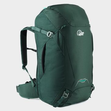 Green Lowe Alpine Escape Tour ND50+15L Rucksack