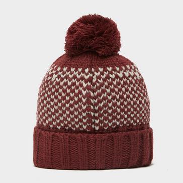 Red Trekmates Unisex Kids' Leo Knit Hat
