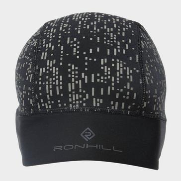 Black Ronhill Nightrunner Beanie Hat