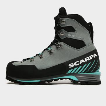 Grey Scarpa Women's Manta Pro GORE-TEX® Boot