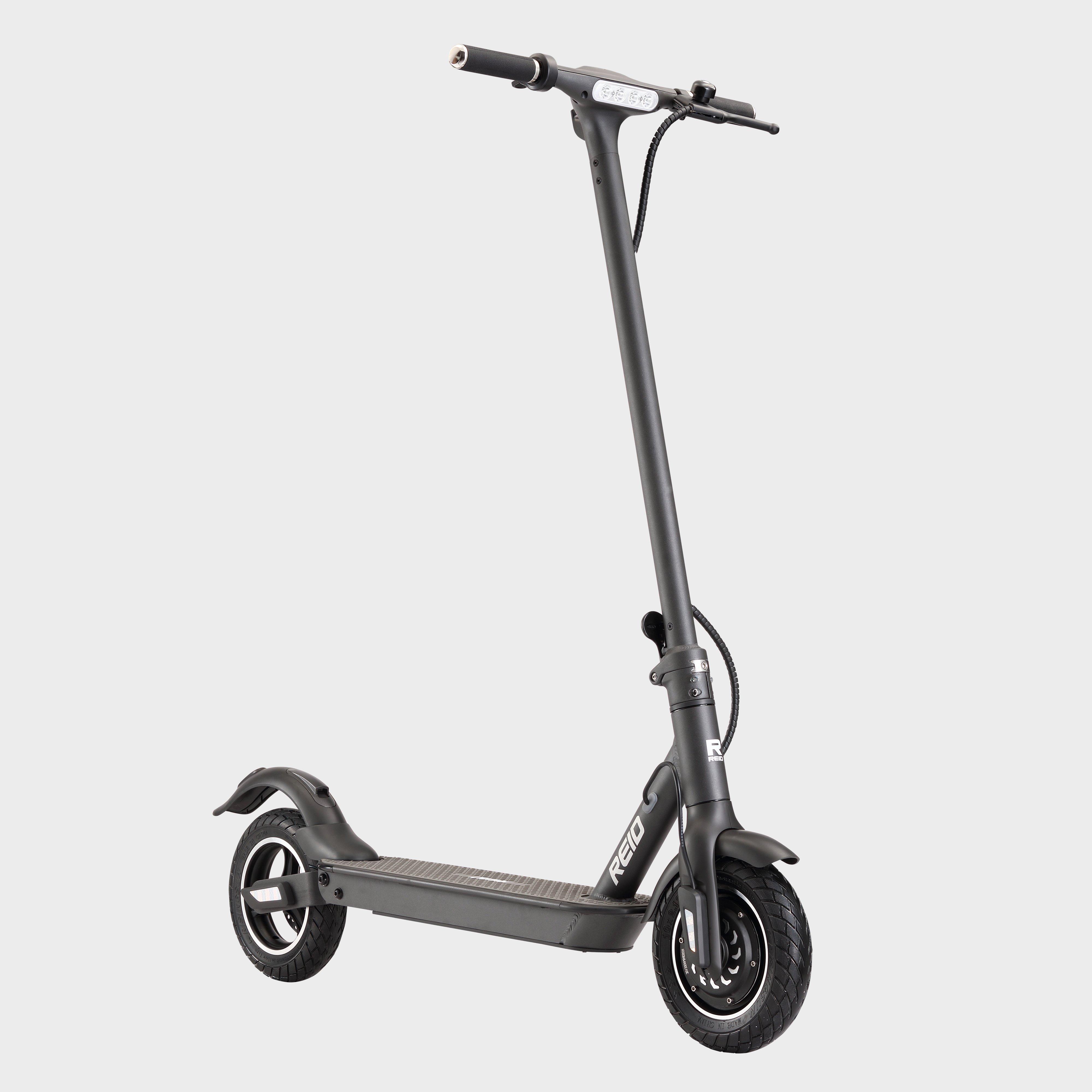 Reid E4 Electric Scooter - Black, Black