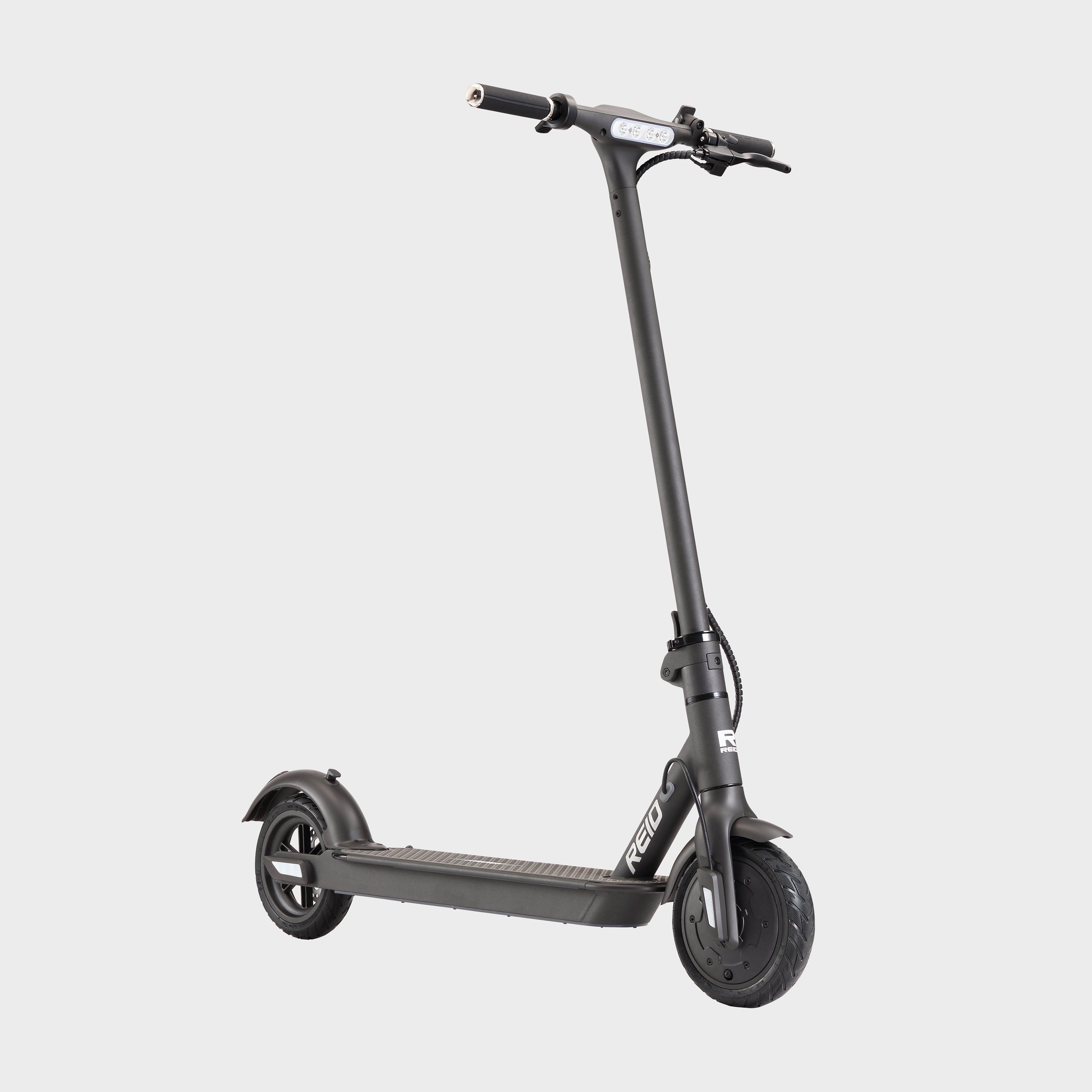 Reid E4 Plus E-Scooter - Black/E-Scooter, Black