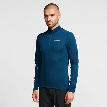 Blue Montane Men's Allez Micro Fleece Pull-On