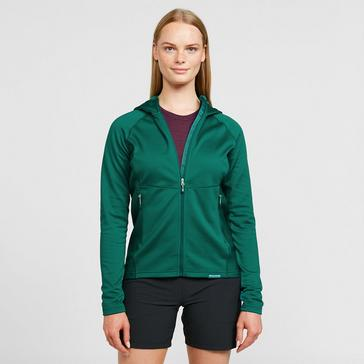 Green Montane Women's Isotope Hoodie