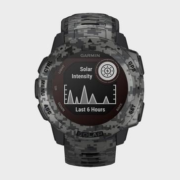 Garmin Instinct® Solar Camo Edition Multi-Sport GPS Watch