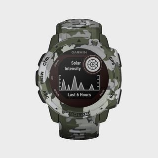 Instinct® Solar Camo Edition Multi-Sport GPS Watch