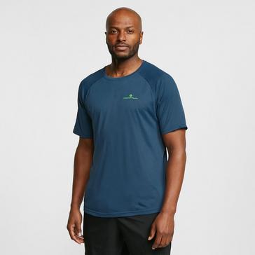 Blue Ronhill Men's Core Short Sleeve Tee