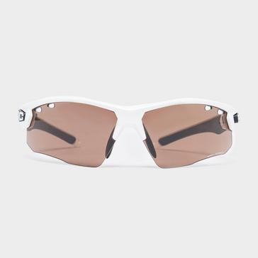 white Bloc Titan XR630 Sunglasses