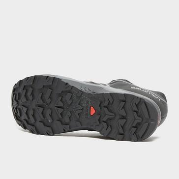 Black Salomon Men's Warra GORE-TEX® Hiking Shoe