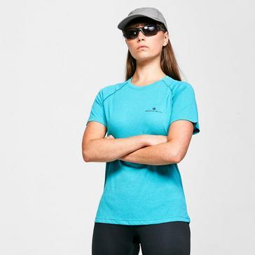 Blue Ronhill Women's Core Short-Sleeve T-Shirt