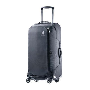 Black Deuter Aviant Access Movo 60 Wheeled Luggage