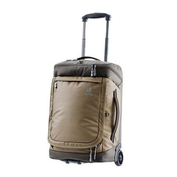 Brown Deuter Aviant Duffel Pro Movo 36 Wheeled Luggage