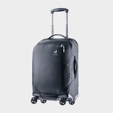 Black Deuter Aviant Access Movo 36 Wheeled Luggage