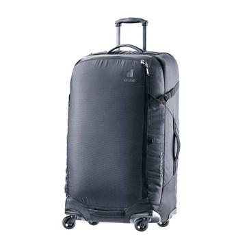Black Deuter Aviant Access Movo 80 Wheeled Luggage
