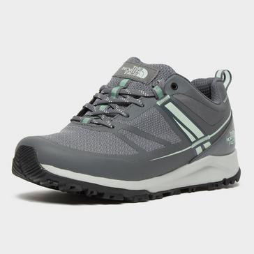 Grey The North Face Women's Litewave FutureLightTM Trail Running Shoe