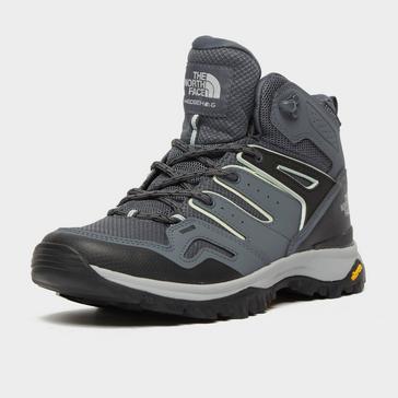 Grey The North Face Women's Hedgehog FutureLight Mid Walking Boot