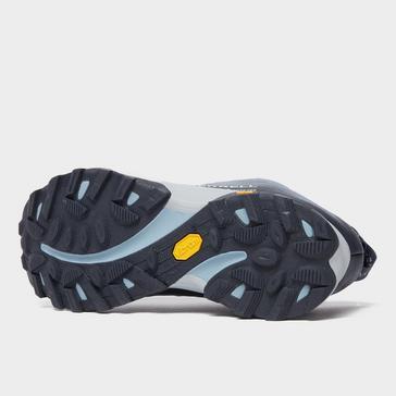 BLUE Merrell Women's Moab Speed GORE-TEX Shoe