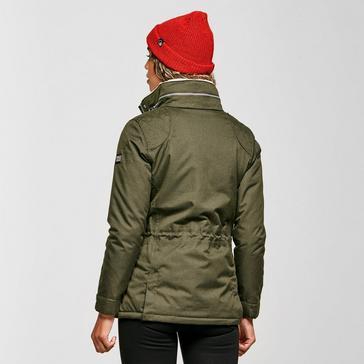 Green Regatta Women's Loretta Waterproof Insulated Jacket