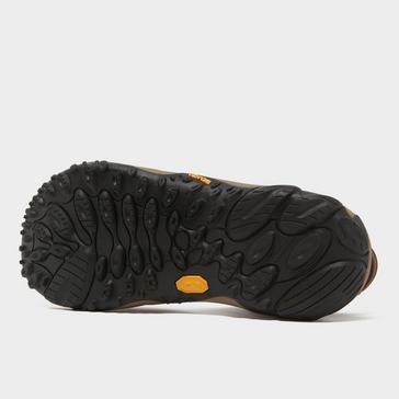 Brown Merrell Men's Kahuna 4 Strap Sandals