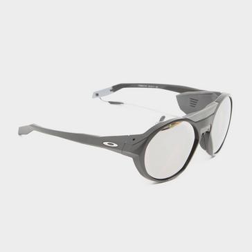 BLACK Oakley Unisex Clifden Sunglasses