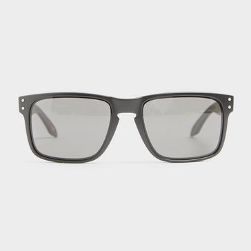 BLACK Oakley Holbrook Sunglasses