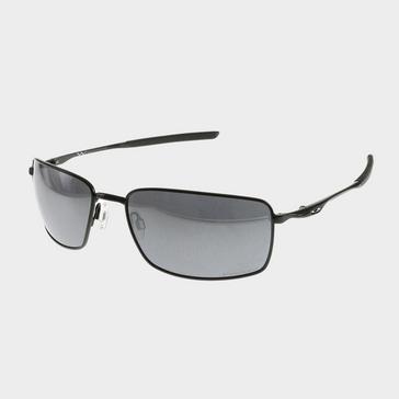 BLACK Oakley Square Wire™ Sunglasses