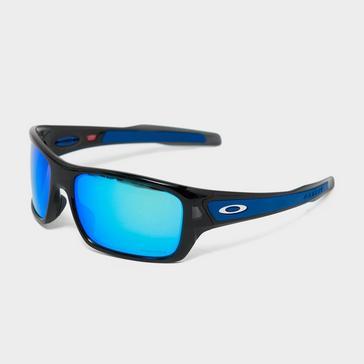 Blue Oakley Turbine™ Sunglasses