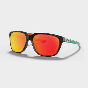 Red Oakley Anorak Sunglasses